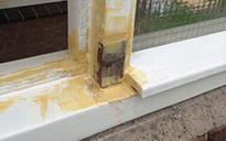 Houtrot reparaties schildersbedrijf Teunissen Nijmegen